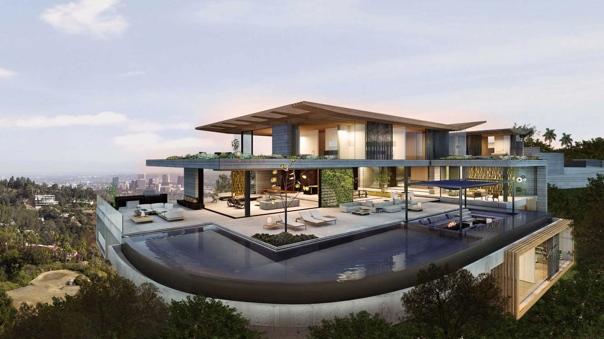 Immobilier de luxe Los Angeles : les points forts de Lukinski - Des terrains à hauteur de 6,5 millions de dollars !