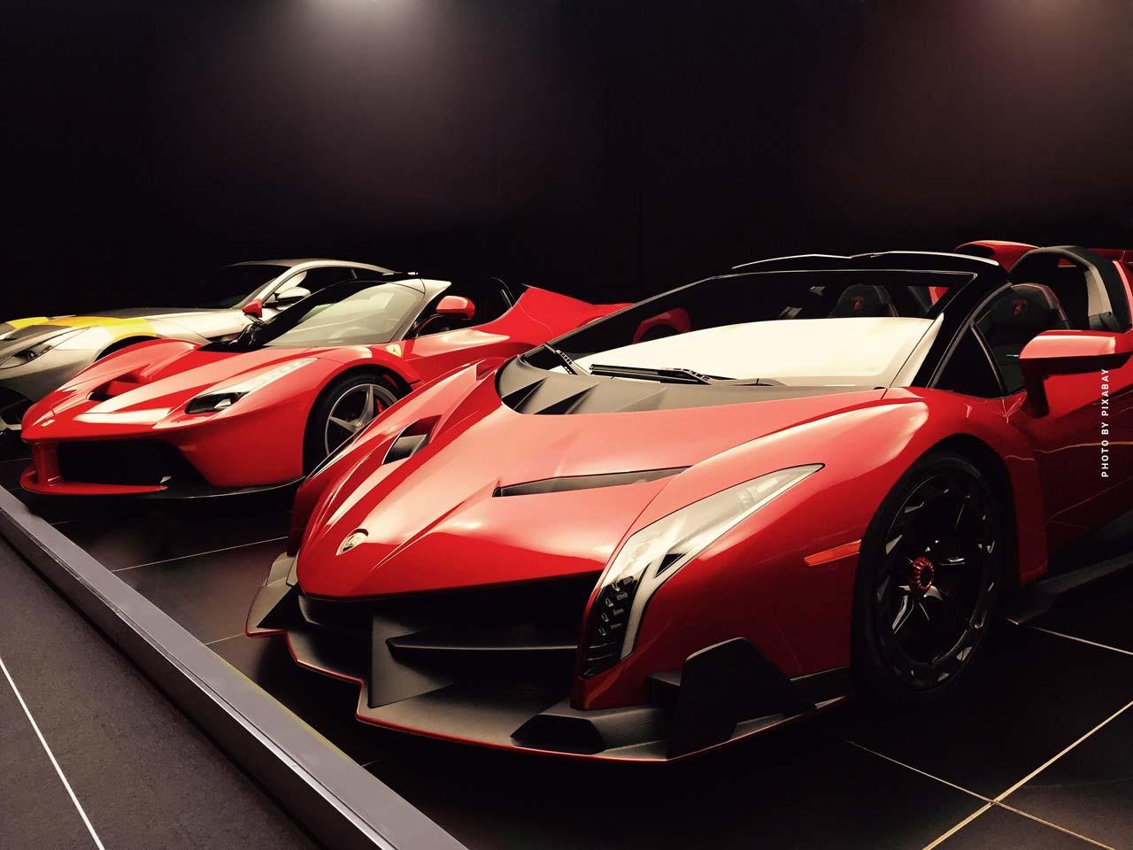 Acheter une Ferrari comme investissement en capital: Les modèles de Ferrari les plus chers