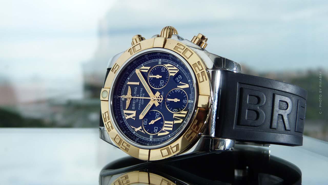 Montres de luxe XXL : Breitling, Cartier, Patek Philippe, Rolex & Co. - Liste (hommes et femmes)