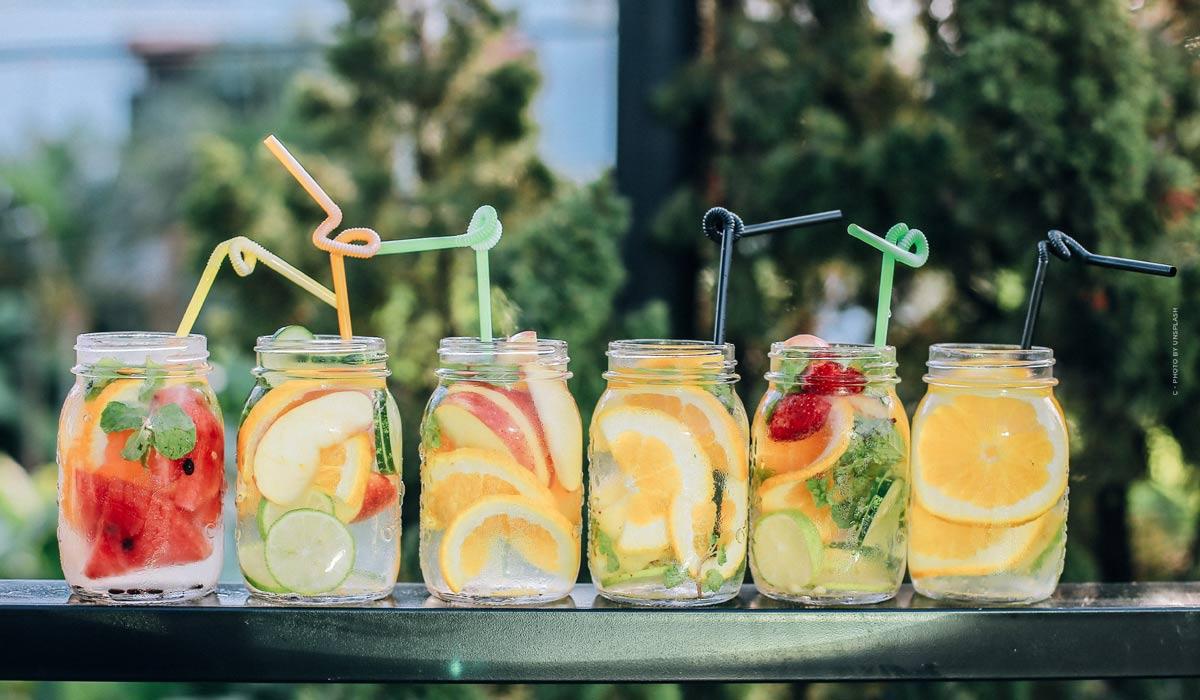 Des boissons simples et délicieuses pour l'été: des recettes à faire soi-même, avec et sans alcool!