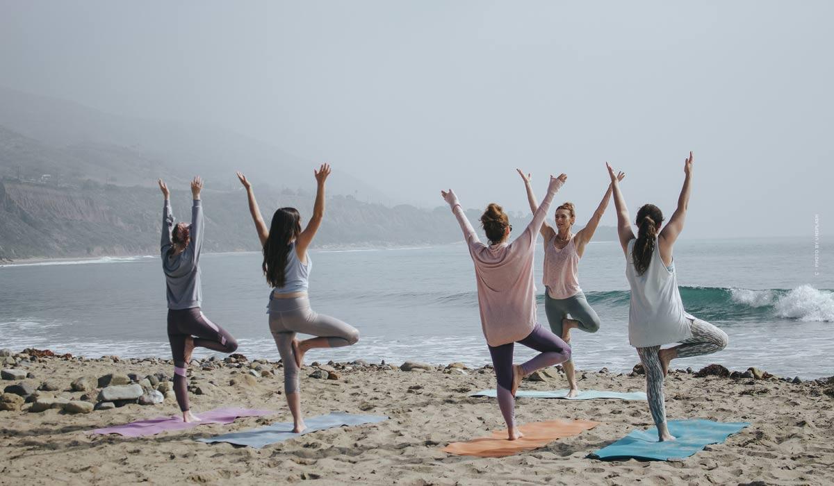 Yoga : exercices pour débutants, connaissances de base & conseils des stars - y compris des vidéos pour participer!