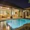 Alessandra Ambrosio – maison de rêve à Santa Monica