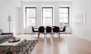 Visite de la maison de Bella Hadid : Penthouse à New York