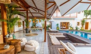 La nouvelle villa de luxe de Justin & Hailey