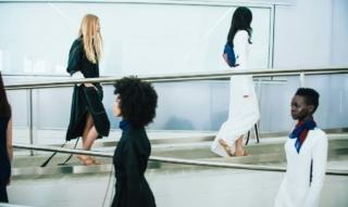 Nadja Auermann : le modèle aux jambes les plus longues du monde