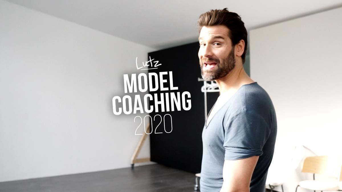 Coaching de mannequins dans les coulisses + Interview : Le gourou du modèle Lutz Marquardt (Conseils pour les moulages GNTM)