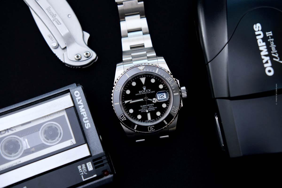 Montre Rolex Submariner : Prix, listes d'attente, modèles et commentaires