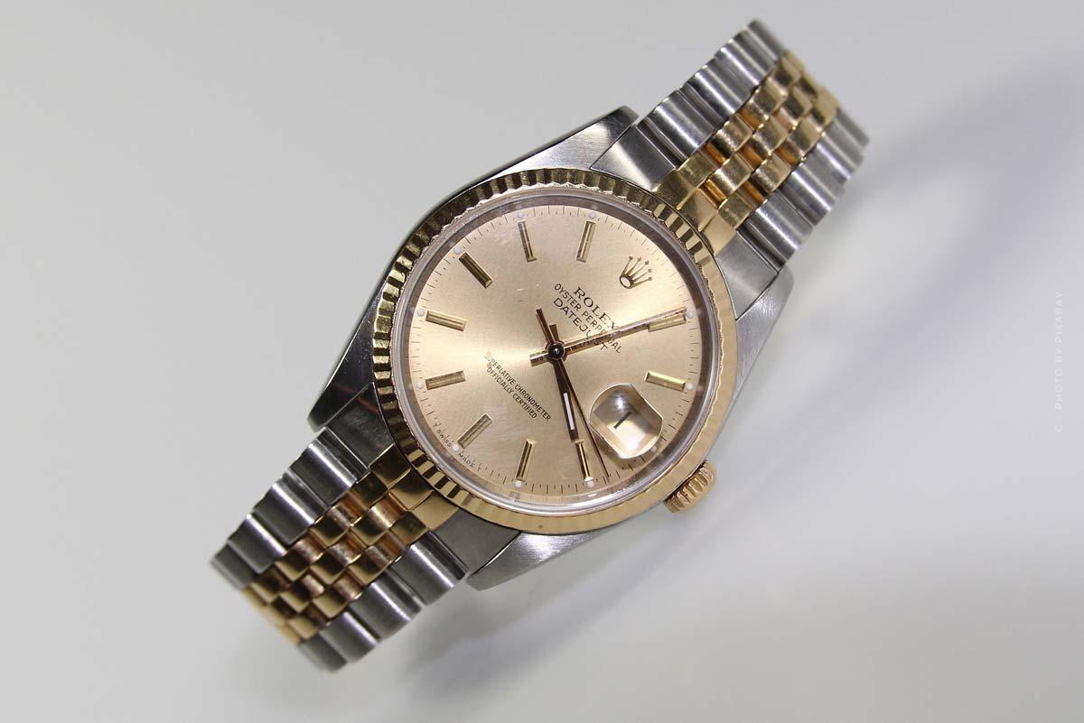 Nouvelles montres Rolex : Submariner, Datejust & Co.
