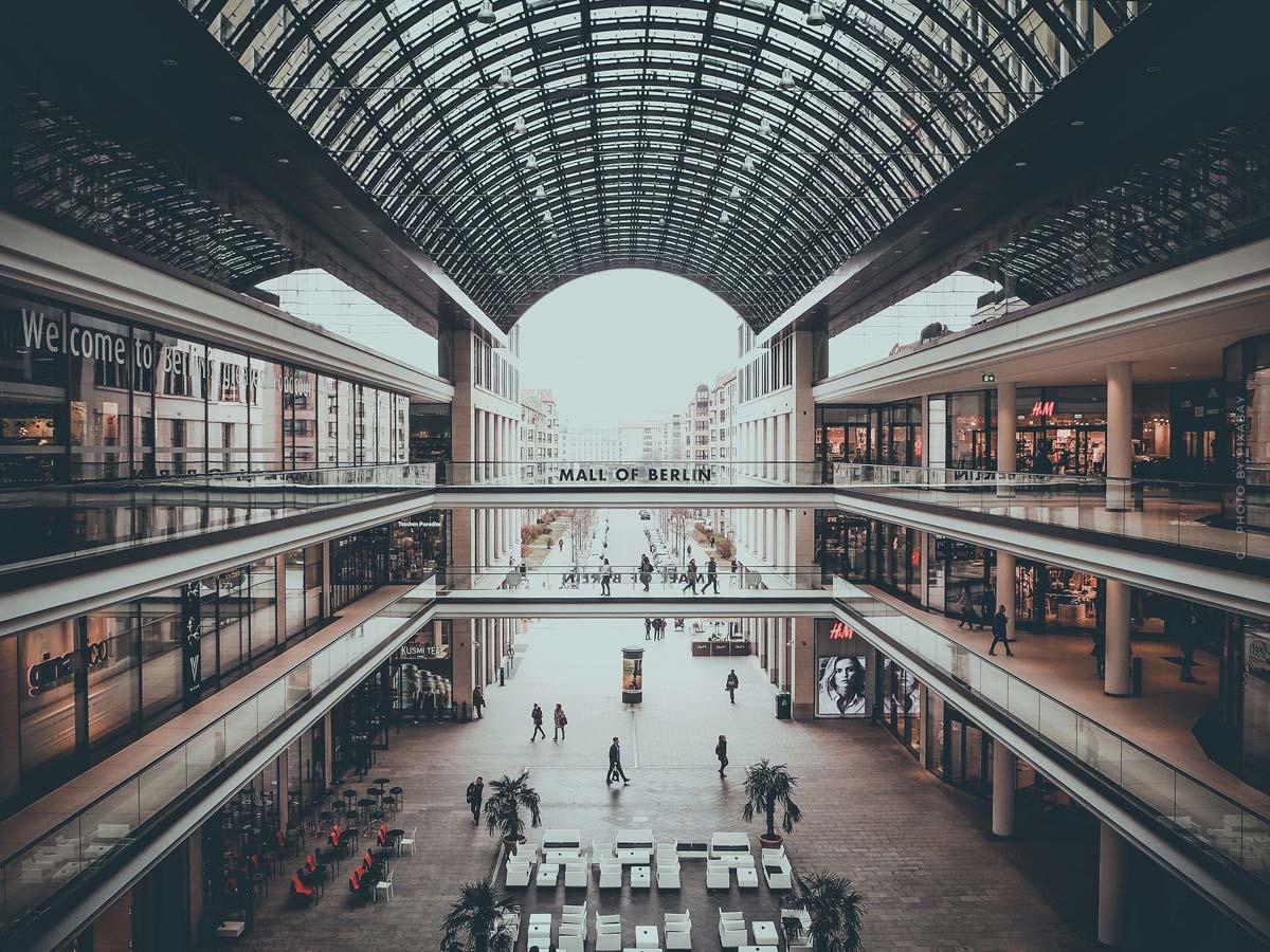 Shopping de luxe à Berlin (19 magasins) : Gucci, Chanel, Louis Vuitton & Co.