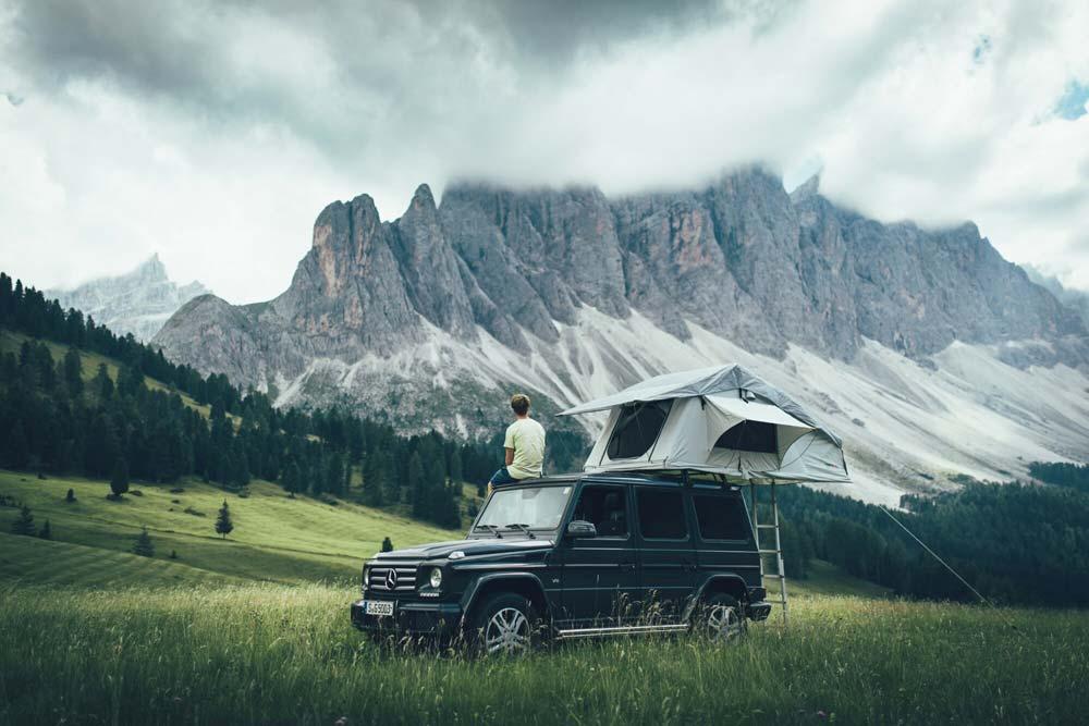 Fabricant de tente de toit : liste, modèles et prix - Acheter tente de toit