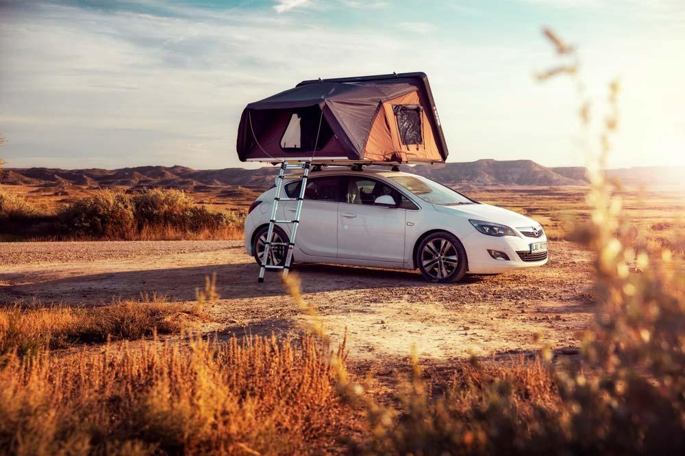 "Tentes de toit Campwerk : camping ""Made in Germany"", accessoires de camping, boutique & showroom"