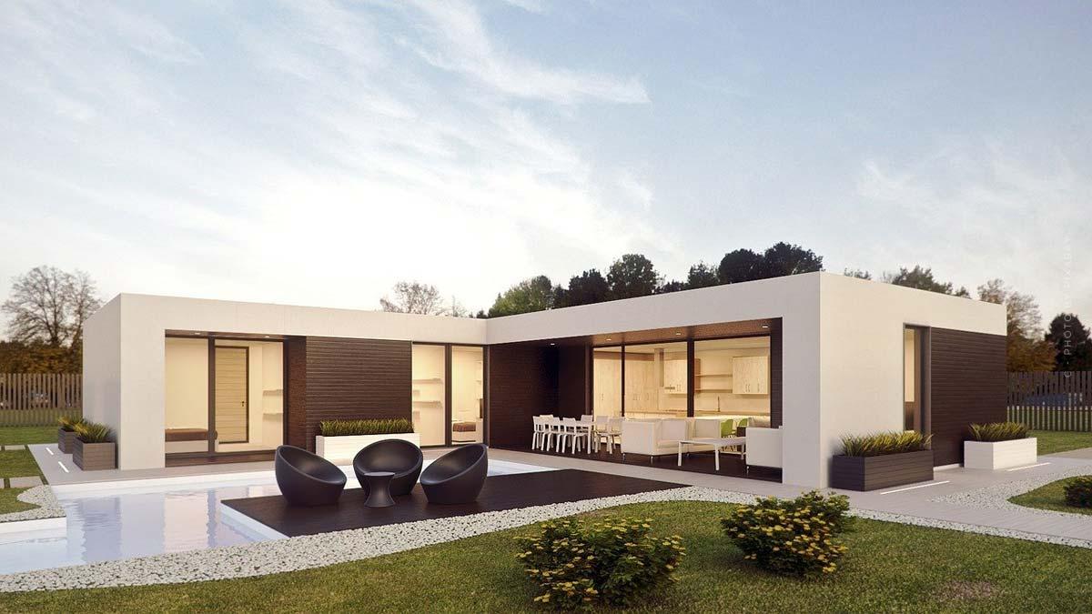 Maison préfabriquée : avantages et inconvénients d'un coup d'œil, coûts et comparaison des types de maison