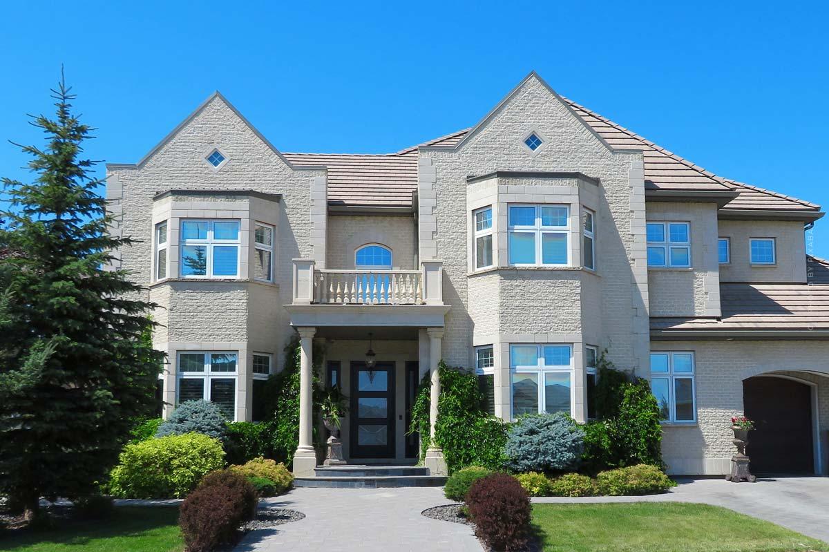 Types de maisons : Maison individuelle, maison préfabriquée, maison de vacances et villa - Maisons de A-Z