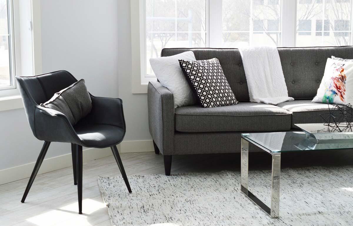 Meubles rembourrés Rolf Benz : confort, design et qualité combinés dans les canapés, fauteuils et co.