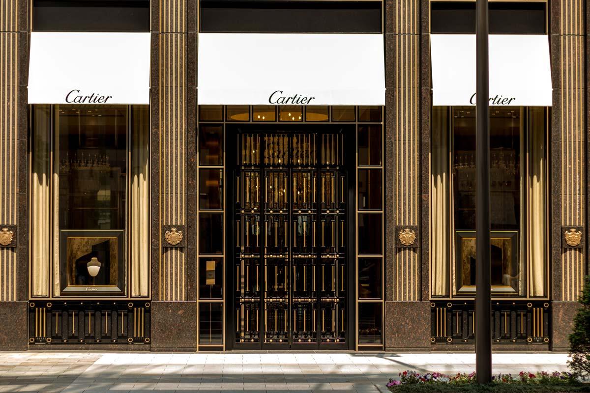 Shopping de luxe San Diego (9 magasins) : Rolex, Louis Vuitton, Prada & Co.