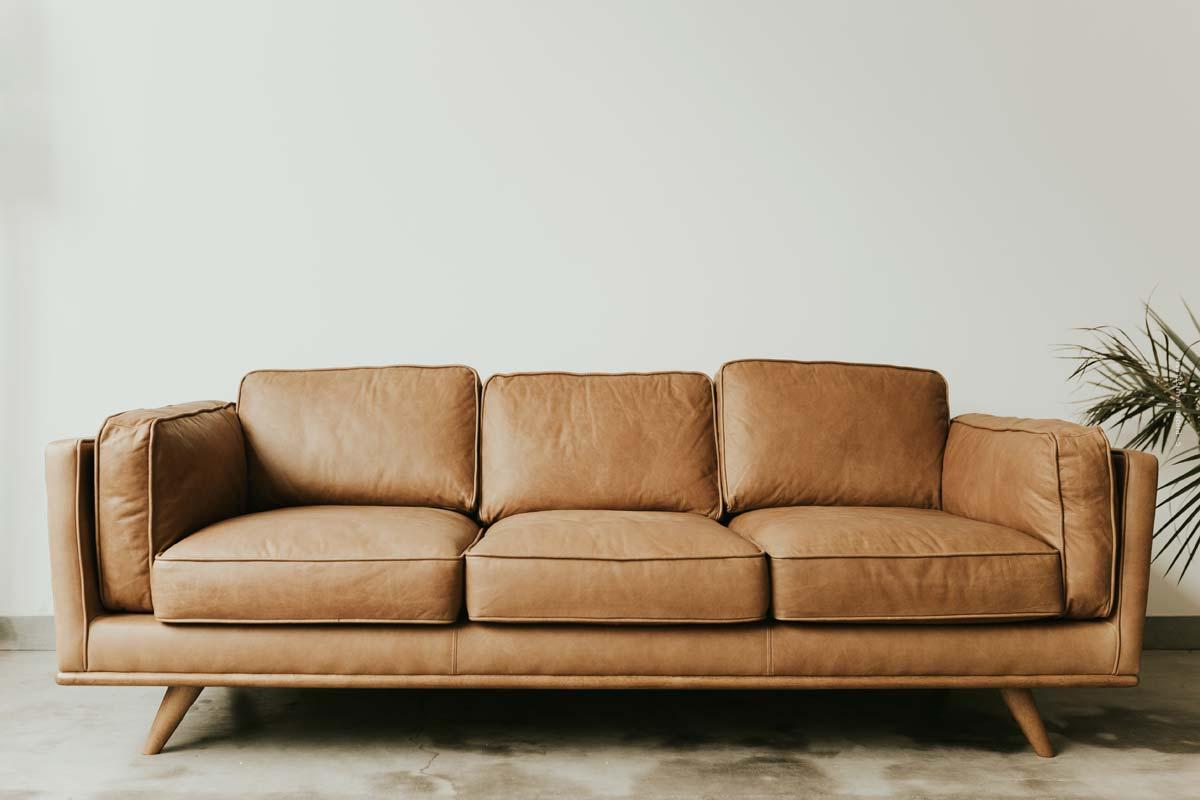 Canapés et canapés : canapés-lits confortables, paysages de canapés avec coussins décoratifs et autres pour les salons & co.