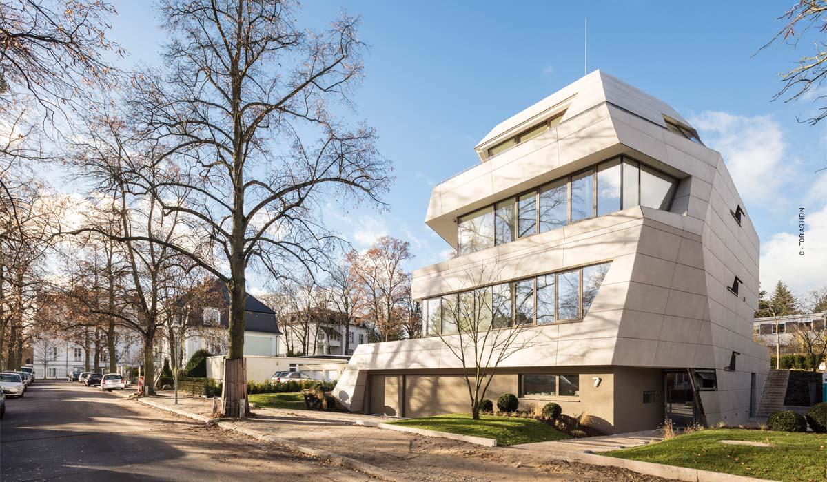 "Propriétés de luxe Berlin Grunewald, Charlottenburg-Wilmersdorf - ""Villa M"" par Graft Architekturbüro"