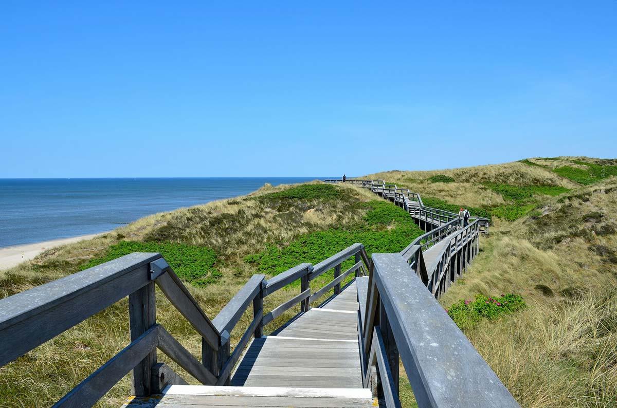 Vacances à Sylt : voyage, lieux, plages et appartements de vacances pour votre voyage