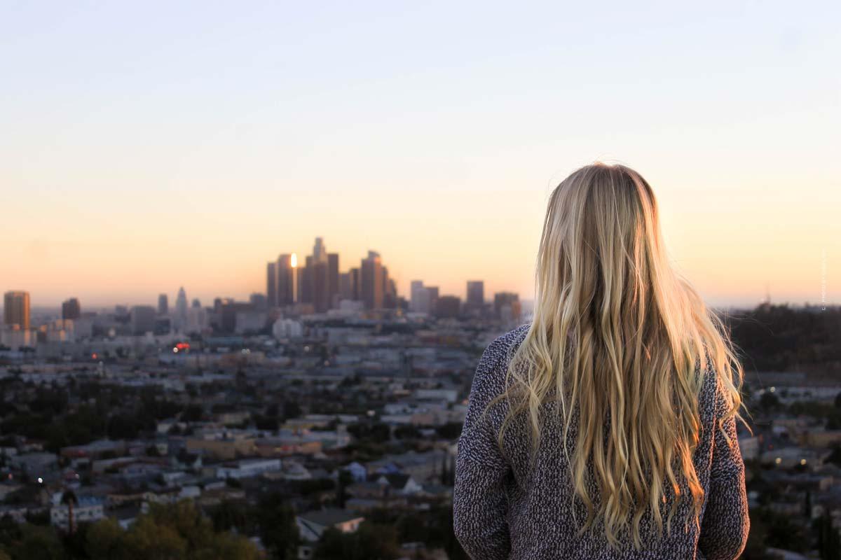 Hayley Hasselhoff : mannequin, actrice et fille de David Hasselhoff.