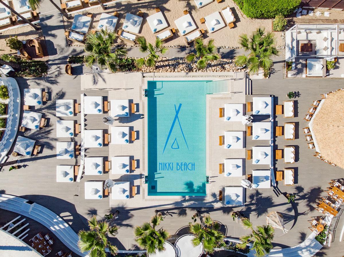 Nikki Beach Marbella : Hotspot, restaurant et piscine - notre conseil !