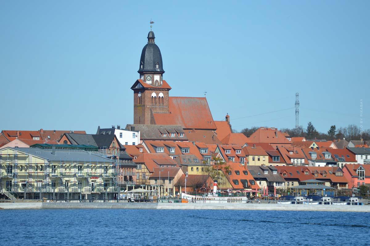 Vacances au Müritz : court voyage, vacances et lac - conseils de voyage