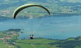 Vacances au lac de Forggensee : promenade en bateau, parapente et thermes – 6 conseils